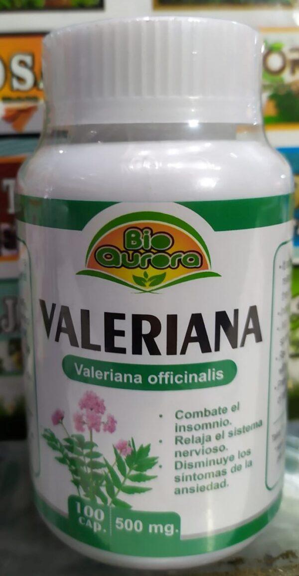 10.- VALERIANA