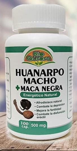 Huanarpo Macho + Maca Negra