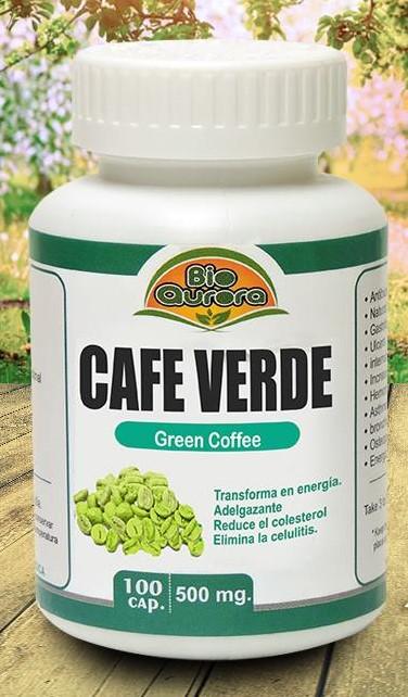 32.- CAFE VERDE